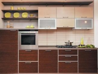 Кухонный гарнитур прямой Ева-1 - Мебельная фабрика «Альфа-М»