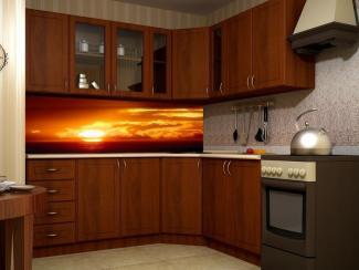 Угловая кухня Смак 16 - Мебельная фабрика «Лига Плюс»