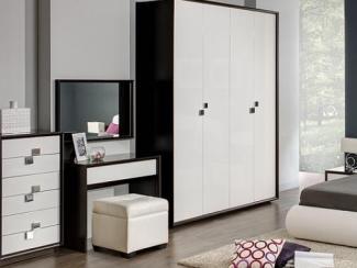 Спальня Брио 1 - Мебельная фабрика «Ангстрем (Хитлайн)»