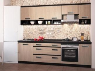 Кухня прямая Вика - Мебельная фабрика «Идея для дома»