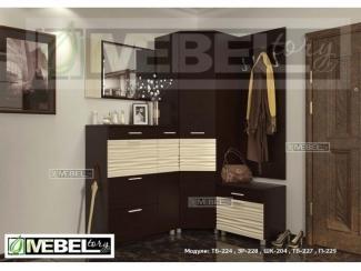 Прихожая модульная Альфред 9 - Мебельная фабрика «Мебель Тори»