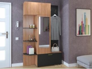 Очень стильная и одновременно удобная прихожая Лавр - Мебельная фабрика «Фран»
