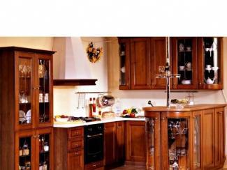 Кухонный гарнитур угловой 03 - Мебельная фабрика «Алиса»