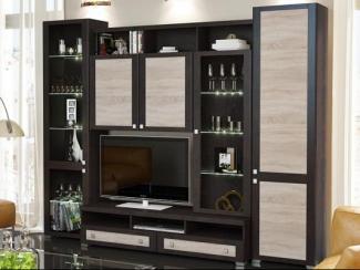Гостиная стенка Фиджи - Мебельная фабрика «ТриЯ»
