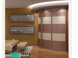 ШКАФ РАДИУСНЫЙ VENTA-0158 - Мебельная фабрика «Вента Мебель»