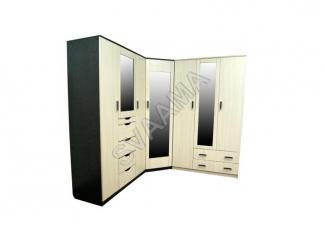 Угловой шкаф - Мебельная фабрика «Сваама»