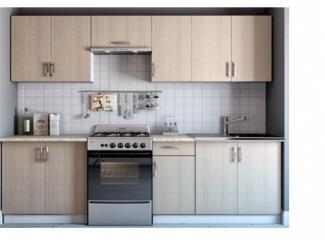 Кухня с фасадом из ЛДСП 4 - Мебельная фабрика «Кух-Мастер»