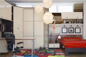 Детская 6 - Мебельная фабрика «Анонс»