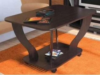 Стол журнальный из дерева  - Мебельная фабрика «Феникс-мебель»