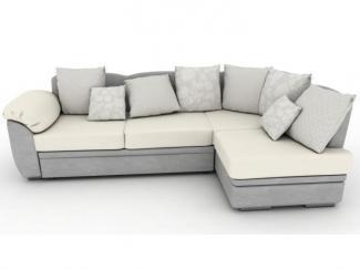 Диван угловой Кит 5 - Мебельная фабрика «Лео»