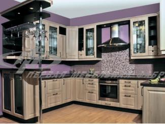 Кухня угловая Лотарингия  - Мебельная фабрика «Первая мебельная фабрика»