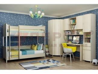 Детская Валерия Композиция 11 - Мебельная фабрика «Лером»
