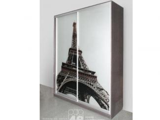 Шкаф-купе ПАРИЖ - Мебельная фабрика «Камеа (Квартира 48)»