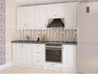 Кухня прямая Мила Шале - Мебельная фабрика «Центр мебели Интерлиния»