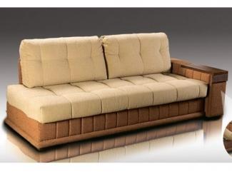 Диван прямой с одним подлокотником Лорд  - Мебельная фабрика «Восток-мебель»