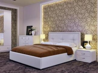 Кровать Adele - Мебельная фабрика «АСМ-релакс», г. Екатеринбург