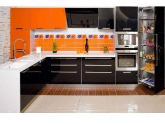 Яркая кухня Парма - Мебельная фабрика «BestLine»