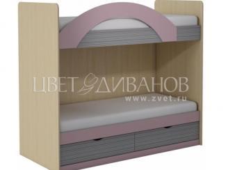 Кровать двухуровневая Фанди  - Мебельная фабрика «Цвет диванов»