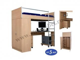Детская Орион 2 - Мебельная фабрика «Вита-мебель», г. Кузнецк
