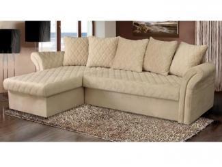 Комфортный угловой диван Форсаж  - Мебельная фабрика «Стрэк-тайм»