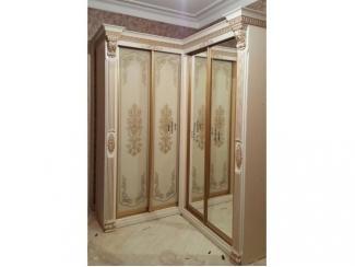 Роскошный угловой шкаф-купе - Мебельная фабрика «Таурус»