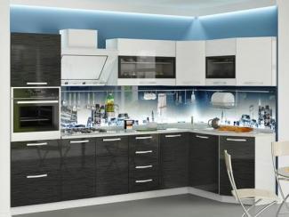 Кухня угловая Скайлайн - Мебельная фабрика «ТриЯ»