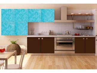 Кухня Бирюза - Изготовление мебели на заказ «КС дизайн»