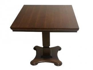 Стол на деревянном каркасе APM-3075 - Мебельная фабрика «Металл Плекс», г. Краснодар