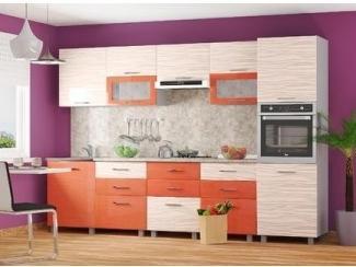Кухня МДФ Риф Тропик - Мебельная фабрика «Эстель»
