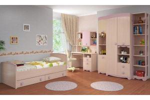 Детская  Pink - Мебельная фабрика «Интеди»