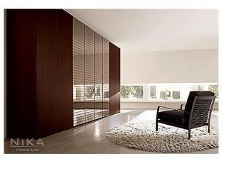 Шкаф распашной в спальню  - Мебельная фабрика «NIKA premium»