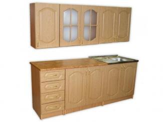 Кухня прямая Мдф - Мебельная фабрика «Мебель эконом»