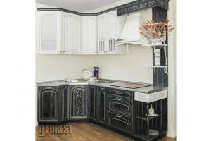 Черная кухня Корри - Изготовление мебели на заказ «Форест»