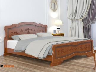 Кровать Карина 6 - Мебельная фабрика «Bravo Мебель»