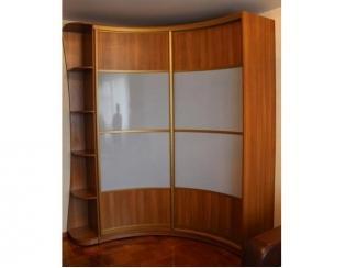Радиусный корпусной шкаф - Мебельная фабрика «ТРИ-е»