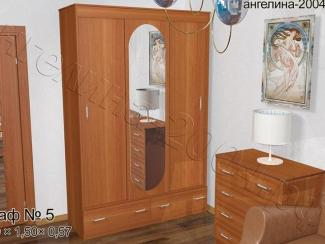 Шкаф номер 5 - Мебельная фабрика «Ангелина-2004»