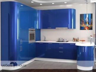 Кухонный гарнитур угловой Альба - Мебельная фабрика «Мебель Хаус», г. Ульяновск