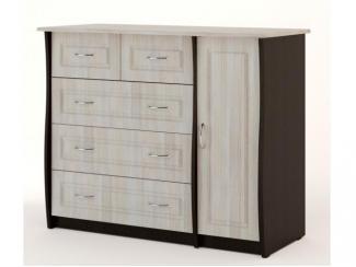 Комод 5 ящ 1д - Мебельная фабрика «Висма-мебель»