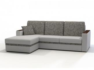 Угловой диван Дуэт 2 с накладками - Изготовление мебели на заказ «Мак-мебель», г. Санкт-Петербург