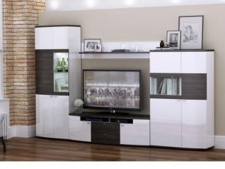 Гостиная низкая Понто - Мебельная фабрика «ИнтерДизайн», г. Калининград