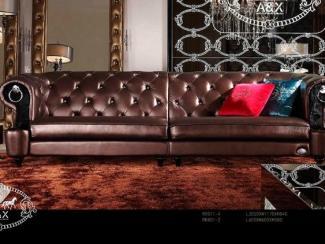 Диван прямой - Импортёр мебели «Стиль (Armani&Xavira, Италия)», г. Москва