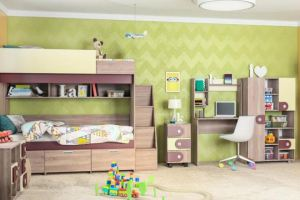 Детская Лакки на двоих - Мебельная фабрика «Калинковичский мебельный комбинат»