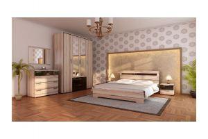 Спальный гарнитур Моника - Мебельная фабрика «Интеди»