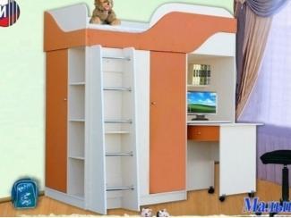 Небольшая детская Малыш  - Мебельная фабрика «Грааль», г. Пенза