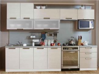 Кухонный гарнитур прямой Престиж 2800 - Мебельная фабрика «Боровичи-мебель», г. Боровичи