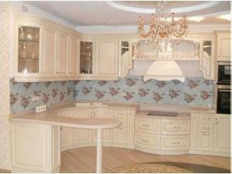 П-образная мебель для кухни
