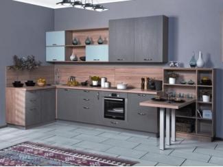 Кухня Кашемир - Мебельная фабрика «Трио», г. Ульяновск