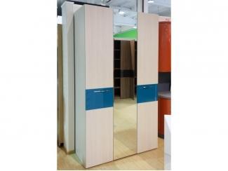 Распашной шкаф с зеркалом - Мебельная фабрика «Grol»
