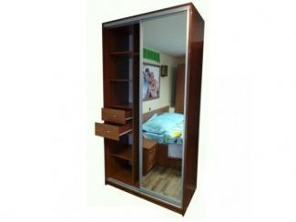 Шкаф-купе с ящиками - Мебельная фабрика «Мебельный Кот»