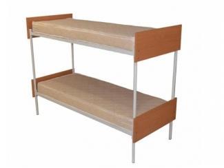 Кровать двухъярусная  - Мебельная фабрика «ЭММК»